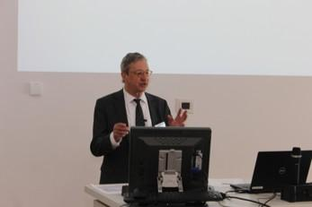 Prof. Dr. Harald von Witzke, Humboldt Forum for Food and Agriculture (HFFA) e.V.